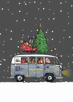 Merry Christmas - Drawing Still 2020