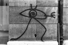 Harald Naegeli, figura dell'occhio (foto: razhia.ch)
