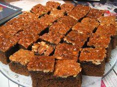 "PANTIP.COM : D4082493 @ @ ครัวแม่มิ้น @ @ ชวนหม่ำ ""ท้อฟฟี่เค้ก"" สูตรอร่อยจ้า [อาหารการกิน] Toffee Cake, Baking Classes, Cake Recipes, Deserts, Bakery Ideas, Favorite Recipes, Cookies, Food Ideas, Crack Crackers"
