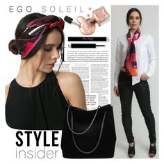 """""""EGO SOLEIL"""" by gaby-mil ❤ liked on Polyvore featuring Gucci and egosoleil"""