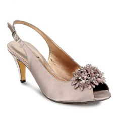 bridesmaid shoe but in grey. Lunar FLR081 Sabrina   code: FLR081