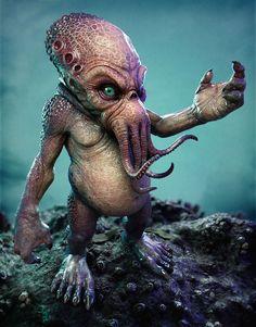 Show Us Your Tentacles: A Lovecraft Art Meme | Tor.com