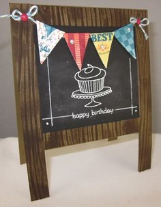 Easy Events Chalkboard