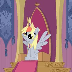 I can't even right now. Alicorn Princess Derpy Hooves by *TomDanTheRock on deviantART