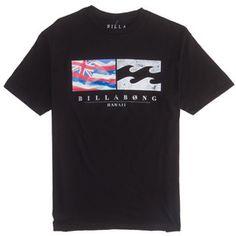 Split Destination T-Shirt   Billabong US, blk, lg...Ryan