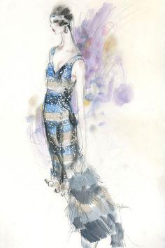 Prada - The Great Gatsby fashion