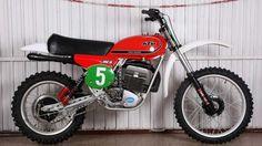 Moissev  KTM MC 250 1977