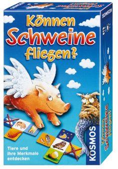 Kosmos 699130 - Tierspiel Können Schweine fliegen? Kosmos http://www.amazon.de/dp/B000MWR49Q/ref=cm_sw_r_pi_dp_YqW5wb1JCAF9A