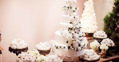 Casar 2013: feira de luxo para noivas apresenta docinhos Chanel e buquê de origami - Casamento - UOL Mulher