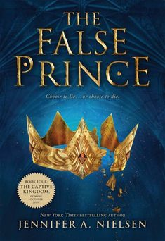 Four orphans enter a competition to become an impersonator for the king's missing son. (SERIES) YA F NIELSEN Jennifer FAL