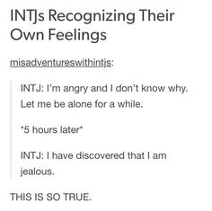 INTJ – Jealousy Or Possessiveness? - -You can find intj and more on our website.INTJ – Jealousy Or Possessiveness? Intj Personality, Myers Briggs Personality Types, Myers Briggs Personalities, 16 Personalities Intj, Typewriter Series, Intj Humor, Intj Women, Intj And Infj, Entp