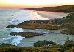 Gorge walk on North Stradbroke Island overlooking Main Beach Places Ive Been, Places To Go, Stradbroke Island, Queensland Australia, Sunset Beach, Future Travel, The Locals, Photo Credit, Travelling