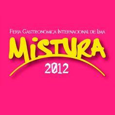 Se inauguró la Feria Gastronómica Peruana Mistura 2012. Visítala y participa de la gran fiesta de la comida peruana para el Mundo.   http://www.mistura.pe/