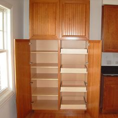 pantry cabinets - Google Search