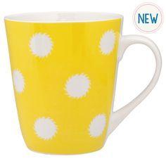 Sun spot mug