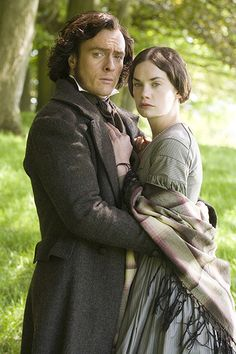 Jane Eyre.  Ruth Wilson was just wonderful. Toby Stephens wasn't bad either.