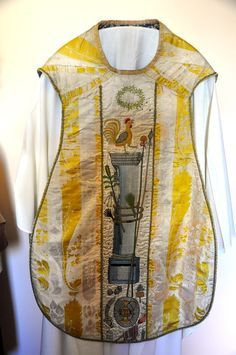 Vestment Embroidery Work of the Dominican Nuns of Galway
