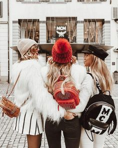 We're so ready to get our fab pieces embossed with our initials this Saturday at the store in Zurich to make them even more… Photo Walk, Girl Fashion, Womens Fashion, Initials, Winter Hats, Beanie, Photo And Video, Boots, How To Make