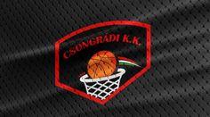 Basketball Team Logo Design   Kosárlabda egyesület logó design