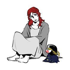 Маэдрос и маленький Фингон