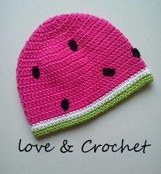 Gorrito para Bebe Tejido a Crochet Patilla!!! Gorritos Crochet 067278a4ecd