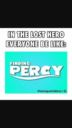 Lol  XD PERCY! Where are you?!!!