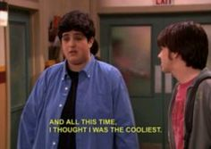 XD you thought wrong. Drake and Josh at their finest right here.