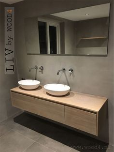 Double Vanity, Toilet, Mirror, Interior Design, Bathrooms, Inspiration, Home Decor, Restroom Decoration, Houses