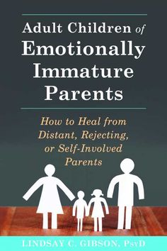 Adult Children of Emotionally Immature Parents: How to Heal from Distant, Rejecting, or Self-Involved Parents — A soothing, healing work for teens and adults whose lives bear the mark of their parents' immaturity. Read More: https://www.forewordreviews.com/reviews/adult-children-of-emotionally-immature-parents/?utm_source=pinterest&utm_medium=social&utm_campaign= #selfhelp