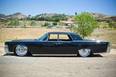 65 Lincoln Continental