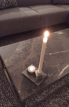 Marble grey scales Tea Lights, Marble, Candles, Grey, Gray, Tea Light Candles, Granite, Candy, Marbles