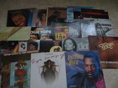 Funk / Soul - Various Artists - lot van negentien (19) LP's & uit de jaren zeventig tachtig  Alexander O'neill - horen-zeggen - TABU - tapeback-Upeenheid 450936 - HOL - 1987The Supremes - hoge energie - Motown - M -86351 - USA - 1976MFSB - liefde is de boodschap - CBS PIR65864 - HOL - 1973Tamla Motown goud - Tamla Motown STML 12003 - UK - 1974Diana Ross - Diana - Tamla Motown M936 - kan - 1980 vinyl heeft haarlijnenWhitney Houston - Whitney - Arista - 208141 - GER - 1987Gladys Knight & the…