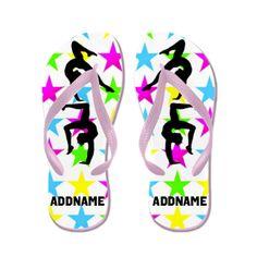 Fabulous Gymnast FlipPersonalized Gymnastics flip flops and gifts http://www.cafepress.com/sportsstar.1252350438 #Gymnastics  #Gymnast  #IloveGymnastics   #WomensGymnastics  #USAGymnastics #GirlsGymnastics  #Gymnastgift #Gymnastideas #Gymnasticsgifts #Gymnastflipflops #Gymnasticsflipflops #PersonalizedGymnast  Flops