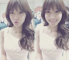 Sooyoung selca .. my bias .. snsd ... Perfect ...