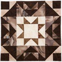 Free Quilt Block Pattern: Eight Hands Around   August/September 2012   Quilters Newsletter