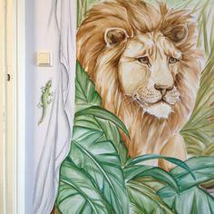 Safari tent jungle 4 / in-kleur.nl