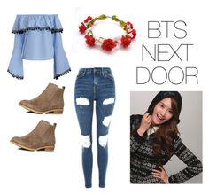 """Shin's casual wear"" by pantsulord on Polyvore featuring Topshop and Dorothy Perkins"