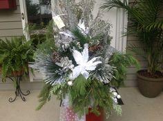 Beautiful Christmas arrangement