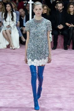 Couture Spring-Summer 2015: Dior and Chanel   Via Vogue.co.uk