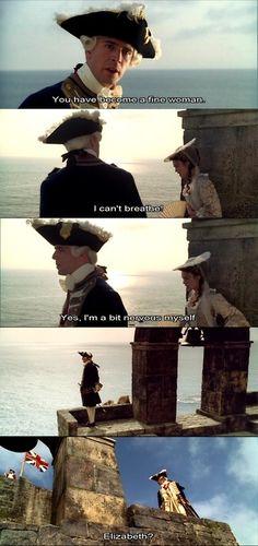 Pirates of the Caribbean. Clueless clueless James Norrinton