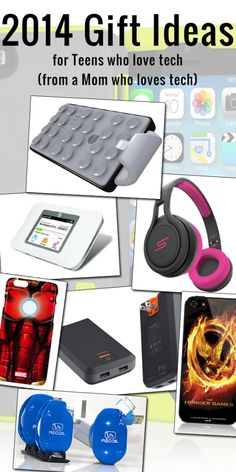 2014 Teen Gift Ideas
