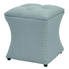 $114.95 in SAND color.  Storage Ottoman.  Found it at Joss & Main - Amelia Upholstered Storage Ottoman