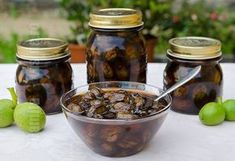Marmalade Jam, Pickling Cucumbers, Brownie Recipes, Preserves, Pickles, Stuffed Mushrooms, Easy Meals, Food And Drink, Cooking Recipes