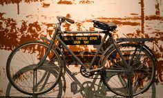 What bikes looked like before there were hipsters. Found at the National Museum in Kuala Lumpur, Malaysia. http://www.suitcasesandstrollers.com/articles/view/asia-holiday-destinations-kl-with-kids?l=all #GoogleUs #suitcasesandstrollers #travel #travelwithkids #familytravel #familyholidays #familyvacations #bike #historylesson #turnbacktheclock #oldschool