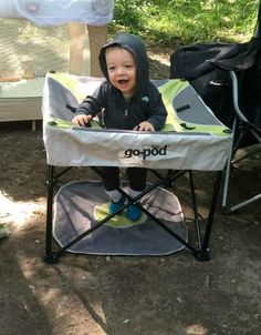 We cover general packing lists and camping tips when bringing a baby or toddler with you when enjoying the great outdoors. Jeep Camping, Camping Snacks, Camping List, Camping Checklist, Beach Camping, Camping Activities, Camping Crafts, Camping Essentials, Family Camping