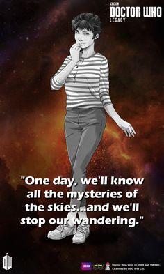 Fantastic Promo Code + Susan Foreman reveal! Doctor Who: Legacy Newsletter #124