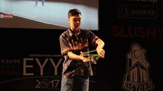 Evan Nagao pulled off an amazing performance at the European Yo-Yo Championship with a routine set to 'Freebird' and the crowd loves it. Tim Beta, Lynyrd Skynyrd, Best Sellers, Crowd, Digital Marketing, Routine, Concert, Shopping Deals, Amazon