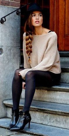 #Winter #Street #Style Best Street Style Looks for Winter Fashion