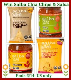 Enter to win some chips and salsa! http://chant3llo.com/salba-chips-and-salsa-giveaway/