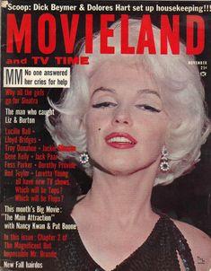 """Marilyn Mag """" Movieland"""" (usa) 1962 - Marilyn La MM que j'Aime * * * Accueil"""